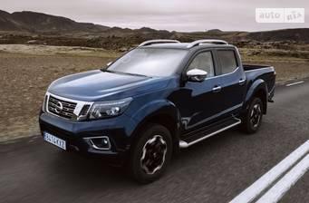 Nissan Navara 2.3 dCi MT (163 л.с.) 4WD 2019