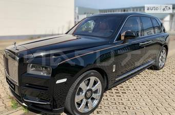 Rolls-Royce Cullinan 6.7 AT (571 л.с.) AWD 2020
