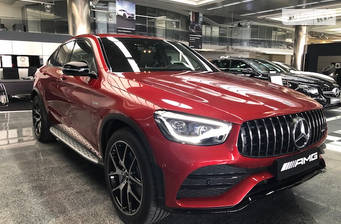 Mercedes-Benz GLC-Class Mercedes-AMG 43 AT (390 л.с.) 4Matic 2019