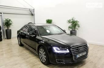 Audi A8 L 6.3 FSI Tip-tronic (500 л.с.) Quattro 2017
