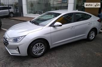 Hyundai Elantra 2.0 MPi AT (152 л.с.) 2019