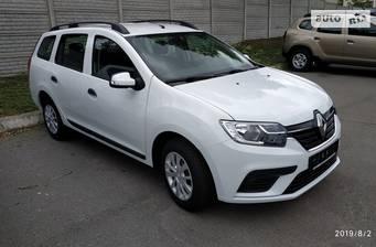 Renault Logan New 0.9 TCe 5MT (90 л.с.) 2020