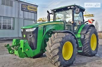 John Deere 8295 R технические характеристики 8285R 2014