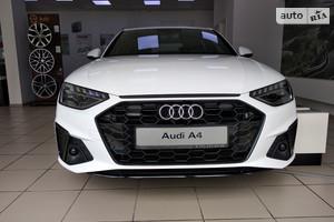 Audi A4 40 TDI S-tronic (190 л.с.) Quattro Basis