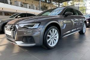 Audi A6 Allroad 55 TDI Tiptronic (349 л.с.) Quattro Basis