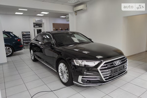 Audi A8 L 50 TDI Tip-tronic (286 л.с.) Quattro Individual
