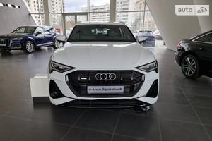 Audi e-tron Sportback 50 E-CVT 71kWh (313 к.с.) Quattro Base