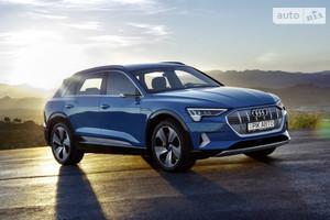 Audi e-tron 95kWh (408 л.с.) Quattro Prestige