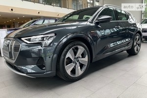 Audi e-tron 95kWh (408 л.с.) Quattro Advanced