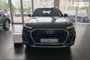 Audi Q5 40 TDI S-tronic (204 л.с.) Quattro S-Line