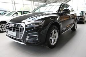 Audi Q5 40 TDI S-tronic (204 л.с.) Quattro Basis