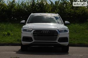 Audi Q5 2.0 TFSI S-tronic (252 л.с.) Quattro  Basis