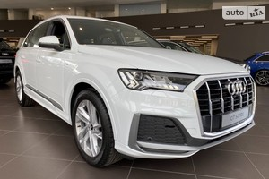 Audi Q7 50 TDI 3.0 Tiptronic (286 л.с.) Quattro S-Line