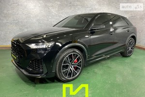 Audi RS Q8 4.0 TFSI S-tronic (600 л.c.) Quattro Individual