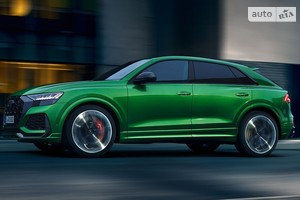 Audi RS Q8 4.0 TFSI S-tronic (600 л.c.) Quattro