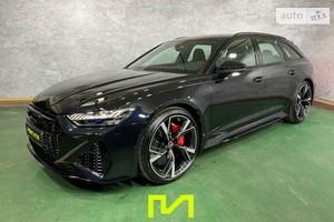 Audi RS6 4.0 TFSI S-tronic (600 л.с.)  Quattro