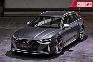 Audi RS6 4.0 TFSI S-tronic (605 л.с.)  Quattro Plus
