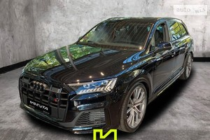 Audi SQ7 4.0 TDI Tip-tronic (435 л.с.) Quattro  Basis