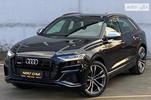 Audi SQ8 4.0 TDI Tiptronic (435 л.с.) Quattro Individual