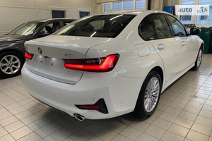 BMW 3 Series 320i Steptronic (184 л.с.)