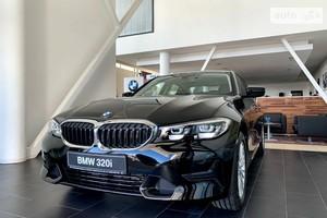 BMW 3 Series 320i Steptronic (184 л.с.)
