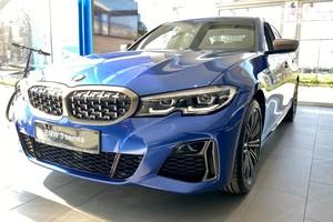 BMW 3 Series M340i Steptronic (387 л.с.) xDrive base