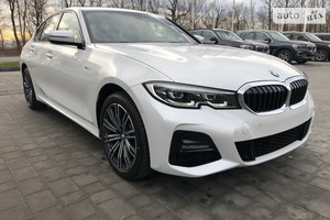 BMW 3 Series 320i Steptronic (184 л.с.) xDrive base