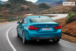 BMW 4 Series 430i Steptronic (252 л.с.) xDrive base