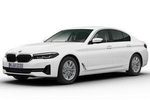 BMW 5 Series 520i Steptronic (184 л.с.)