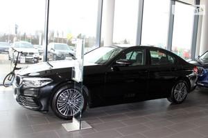 BMW 5 Series 520d Steptronic (190 л.с.) xDrive base
