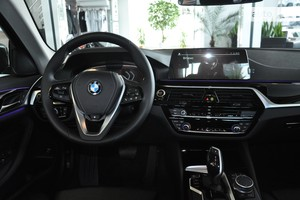 BMW 5 Series 520d Steptronic (190 л.с.) xDrive base