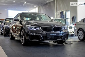 BMW 6 Series GT 640i Steptronic (340 л.с.) xDrive base