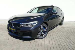 BMW 6 Series GT 640d Steptronic (320 л.с.) xDrive base