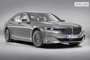 BMW 7 Series 745Le iPerformance Steptronic (286 л.с.) base