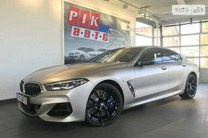 BMW 8 Series Gran Coupe M850i Steptronic (530 л.с.) xDrive base