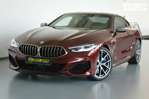 BMW 8 Series M850i Steptronic (530 л.с.) xDrive base