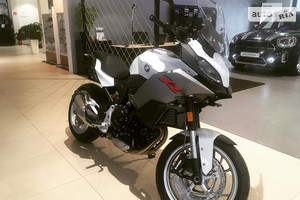 BMW F Series 900 XR