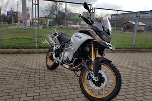 BMW F Series 850 GS