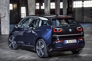 BMW I3 120 Ah E-Drive AT (170 л.с.)
