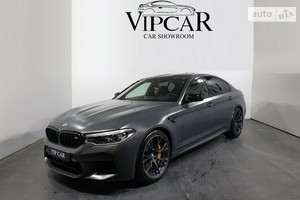 BMW M5 Competition 4.4 M Steptronic (625 л.с.) xDrive
