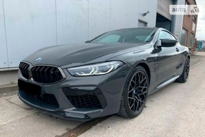 BMW M8 Competition 4.4 Steptronic (625 л.с.) xDrive