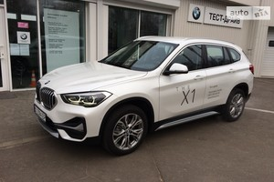 BMW X1 18d Steptronic (150 л.с.) xDrive Base
