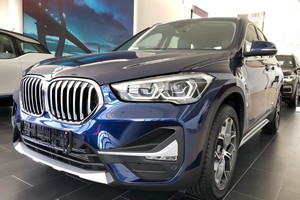 BMW X1 18d Steptronic (150 л.с.) xDrive Base