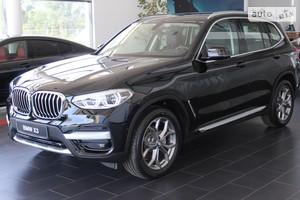 BMW X3 G01 20d AT (190 л.с.) xDrive Individual