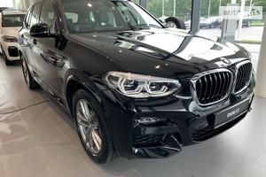 BMW X3 G01 20d AT (190 л.с.) xDrive base
