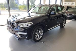 BMW X3 G01 20i AT (184 л.с.) xDrive base