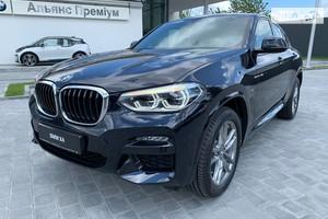 BMW X4 20d AT (190 л.с.) xDrive base