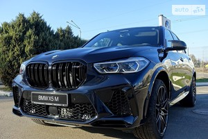BMW X5 M Competition 4.4 Steptronic (625 л.с.) xDrive Individual