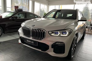 BMW X5 40i Steptronic (340 л.с.) xDrive base