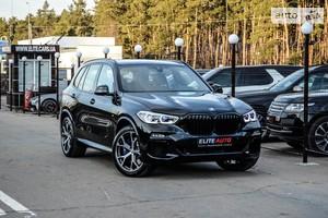 BMW X5 M50d Steptronic (400 л.с.) base